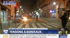 """Gilets jaunes : accusée d'avoir manipulé des images d'incidents durant les manifestations du week-end, BFMTV déplore une """"maladresse"""""""