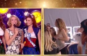 Miss France 2019 : une séquence montrant deux Miss dénudées choque les internautes (VIDEO)