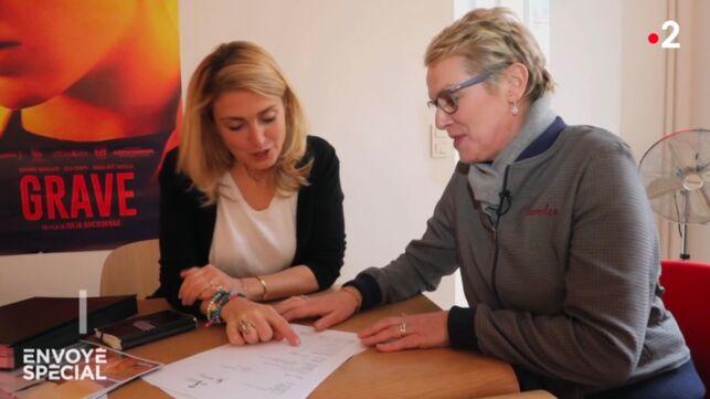 Glyphosate : Élise Lucet fait passer des tests urinaires (alarmants) à Julie Gayet, Lilian Thuram, et Jamel Debbouze (VIDEO)