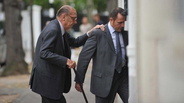 Santé de Jacques Chirac : l'ancien président ne reconnaît plus que cinq personnes