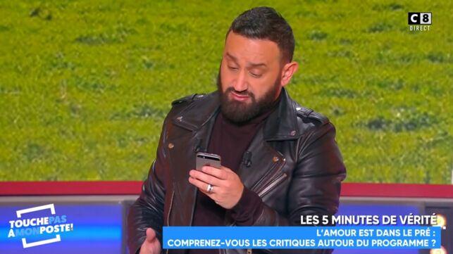 Critiquée, Karine Le Marchand répond à ses détracteurs en envoyant un SMS virulent à Cyril Hanouna (VIDEO) - actu - Télé 2 semaines