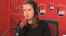 Charline Vanhoenacker tacle (avec humour) Léa Salamé et sa mise en retrait médiatique (VIDEO)