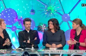 Les Terriens du dimanche : le ton est monté entre Marlène Schiappa et Natacha Polony