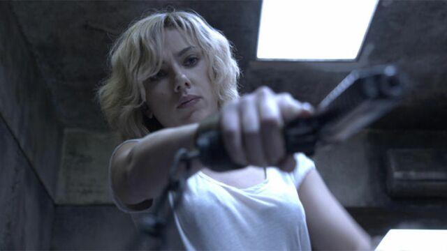 Audiences TV : succès pour le film Lucy sur TF1 leader de la soirée
