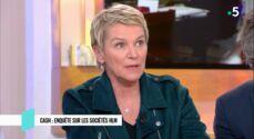 Elise Lucet défend à nouveau ses émissions contre les critiques de Marlène Schiappa (VIDEO)