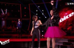 Jenifer est-elle légitime dans The Voice 8 ? Leona Winter, talent de l'émission, défend sa coach !