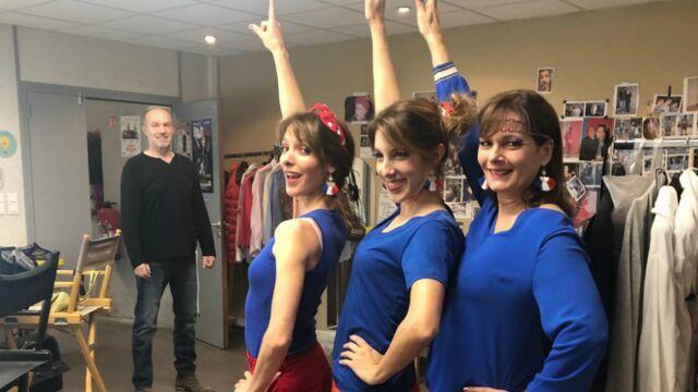 Des larmes pour The Big Bang Theory, Olivia Ruiz en flic, les filles de Plus belle la vie tricolores… Les coulisses de vos séries préférées (PHOTOS)
