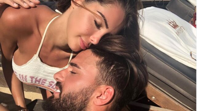 Nabilla et Thomas Vergara  : le couple s'est marié ! (PHOTO)