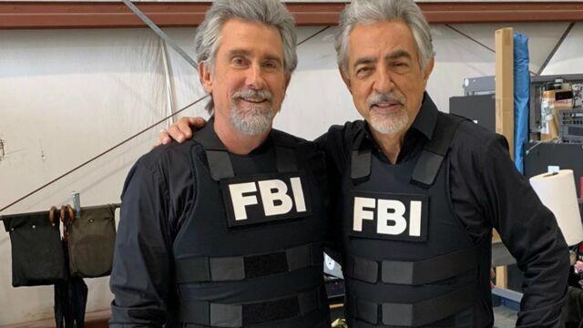 Une doublure dans Esprits criminels, le retour d'un personnage dans Plus belle la vie… Les tournages de la semaine (PHOTOS)