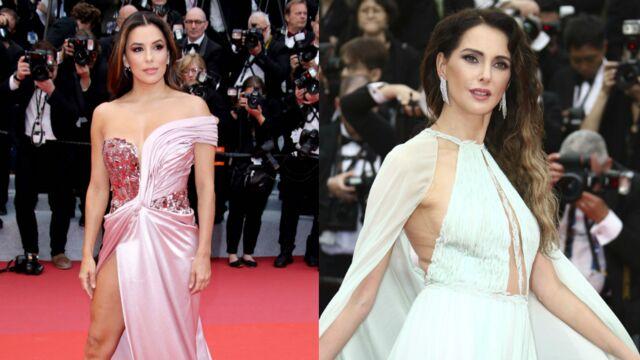 Cannes 2019 : Eva Longoria sublime, Frédérique Bel glamour… Les photos de la première montée des marches
