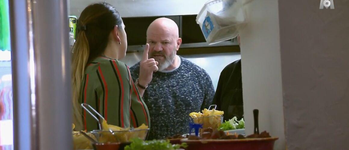 Cauchemar En Cuisine Philippe Etchebest Se Fait Insulter