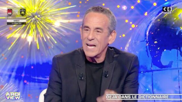 Emotion, larmes... Thierry Ardisson a tourné sa dernière émission des Terriens du samedi