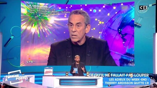 Thierry Ardisson censuré par C8 ? Cyril Hanouna fait taire les rumeurs (VIDEO) - actu - Télé 2 semaines