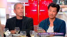 """Frédéric Chau et Medi Sadoun (Qu'est-ce qu'on a fait au Bon Dieu ?) critiquent un sketch de Nicolas Canteloup """"aux propos racistes"""" (VIDEO)"""