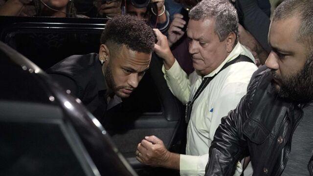 Neymar accusé de viol : les enquêteurs français ont saisi des images de vidéosurveillance