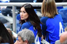 Sidonie Biémont réagit à la rupture entre son ex Adil Rami et Pamela Anderson