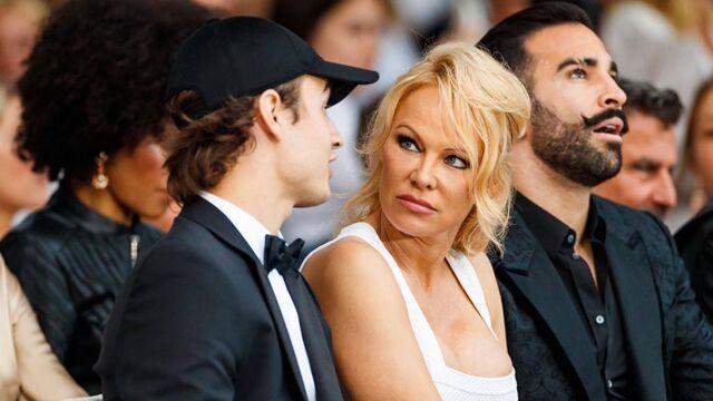 Pamela Anderson publie les échanges qu'elle aurait eus avec Sidonie Biémont, l'ex-compagne d'Adil Rami