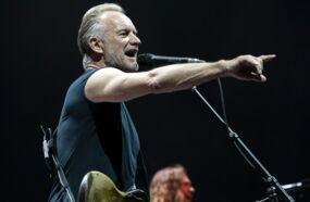 Sting souffrant : on en sait davantage sur la maladie qui l'atteint