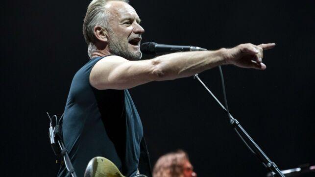 Sting souffrant : on en sait davantage sur la maladie qui l'atteint - actu - Télé 2 semaines