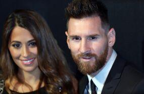 Lionel Messi et sa femme Antonella Roccuzzo enflamment Instagram avec leurs photos de vacances