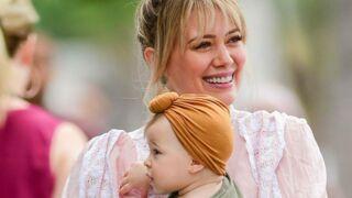 Hilary Duff publie un tendre cliché de sa fille sur Instagram (PHOTO)
