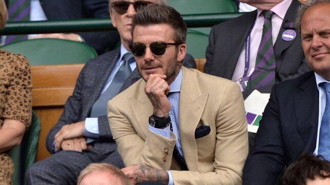 David Beckham bien entouré dans un parc aquatique de Miami (PHOTOS) - actu - Télé 2 semaines