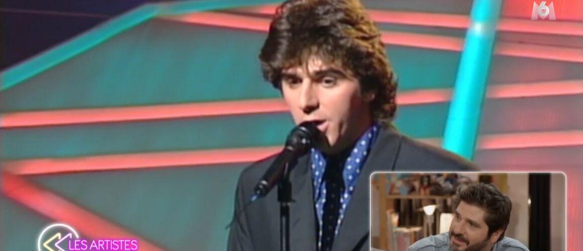 Patrick Fiori encore perturbé par sa participation (très) stressante à l'Eurovision 1993 (VIDEO) - actu - Télé 2 semaines