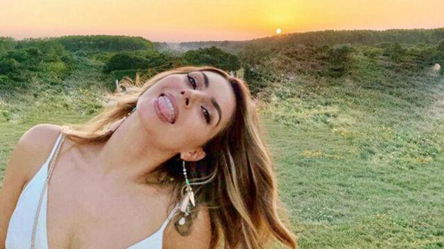 Un selfie renversant de Candice Pascal (Danse avec les stars) enflamme les internautes ! (PHOTO)