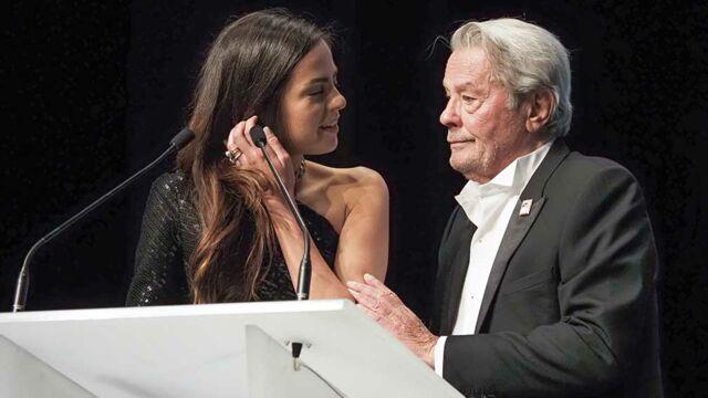 Alain Delon : sa fille Anouchka donne des précisions sur la santé de l'acteur