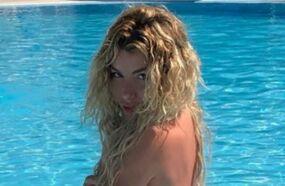 Lola Marois (Plus belle la vie) partage une nouvelle photo en maillot de bain