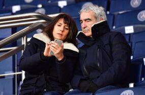 Après sa demande en mariage ratée, Raymond Domenech avait eu une explication tendue avec Estelle Denis