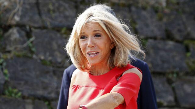 """Brigitte Macron, Melania Trump…En marge du G7, les """"premières dames"""" visitent Espelette"""