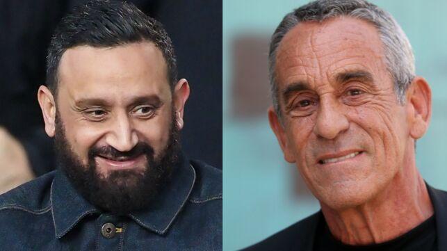 Thierry Ardisson accuse Cyril Hanouna de plagiat, l'animateur de TPMP réplique - actu - Télé 2 semaines