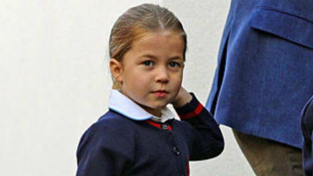 Quel nom va porter la princesse Charlotte, fille de Kate Middleton et du prince William, à l'école ?