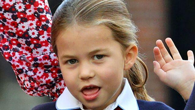 Premier jour d'école pour Charlotte de Cambridge (PHOTOS)