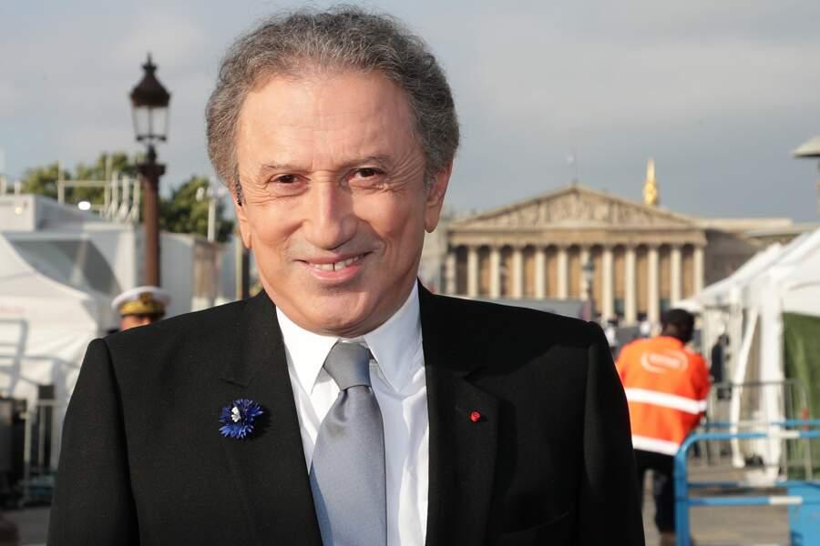 Michel Drucker a fêté ses 77 ans le 12 septembre 2019 ! Et reste un visage emblématique de France 2