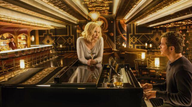 Passengers (TF1) : quand Chris Pratt évoquait sa scène érotique avec Jennifer Lawrence - cinema - Télé 2 semaines