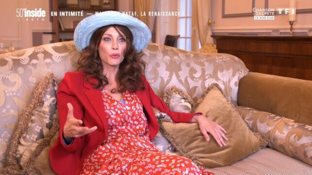 """Mallaury Nataf """"blacklistée"""", elle explique la raison de sa descente aux enfers - actu - Télé 2 semaines"""