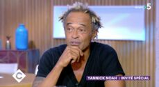 C à vous : Yannick Noah évoque ses excès qui lui ont fait prendre 15 kilos (VIDEO)