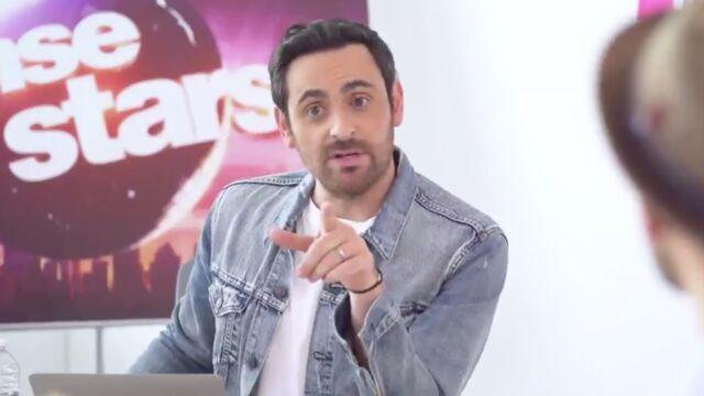 Triche dans Danse avec les stars : TF1 dévoile une vidéo incroyable de Camille Combal en réunion avec les danseurs