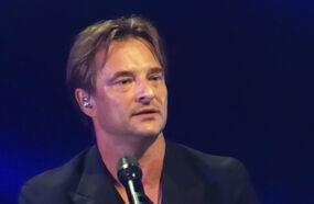 David Hallyday épaté par Jean-Baptiste Guégan, le sosie vocal de Johnny : C'est assez bluffant