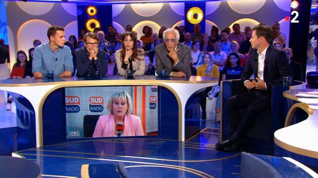 """""""C'est d'une arrogance crasse"""" : Gérard Darmon clashe Nadine Morano dans On n'est pas couché - videos - Télé 2 semaines"""