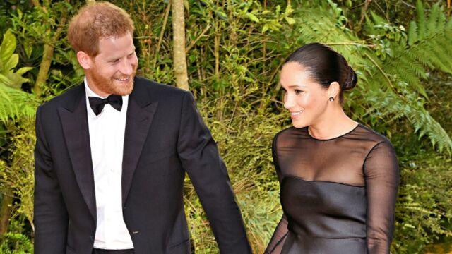Meghan Markle et le prince Harry débutent leur voyage officiel en Afrique du Sud avec leur adorable Archie