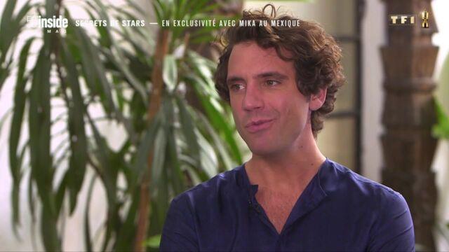 """L'émouvante confession de Mika : """"Je m'aimais moins"""""""