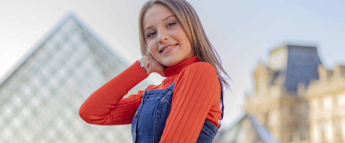 """Exclu. Carla, représentante française à l'Eurovision Junior 2019 : """"Personne n'a jamais présenté une chanson a"""