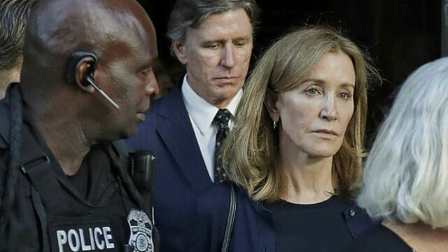Felicity Huffman dort désormais en prison - series - Télé 2 semaines