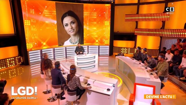 Une chroniqueuse de Cyril Hanouna flingue Capucine Anav dans La grande darka (VIDEO) - videos - Télé 2 semaine