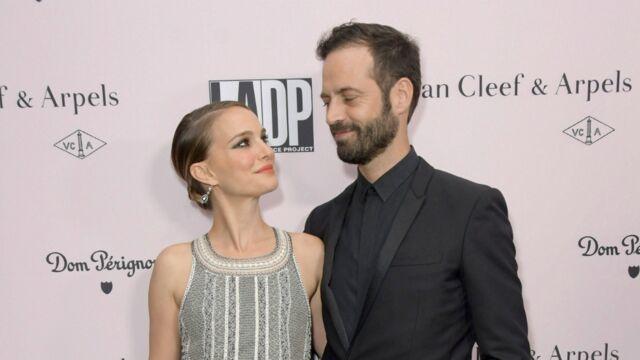 Natalie Portman : toute en transparence pour soutenir son mari Benjamin Millepied (PHOTOS)
