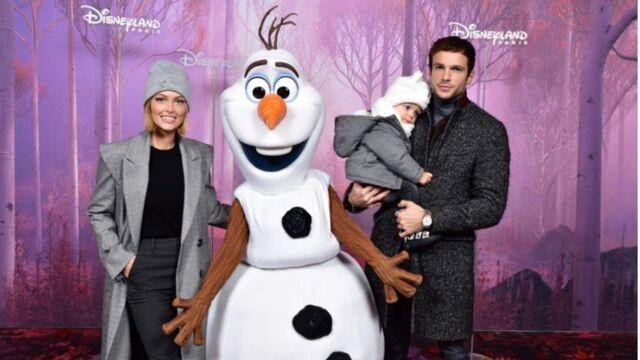 Caroline Receveur et Hugo Philip avec Marlon, Neymar et son fils s'éclatent à Disneyland Paris (PHOTOS)