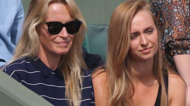 Estelle Lefébure : sa fille Emma Smet bouleversée par la disparition de Johnny Hallyday - actu - Télé 2 semain